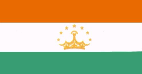 塔吉克斯坦国旗
