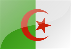 阿尔及利亚国旗