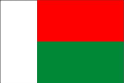 马达加斯加国旗