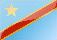 刚果金国旗