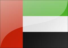 阿联酋迪拜国旗