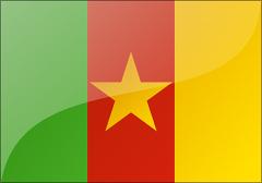 喀麦隆国旗