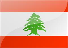 黎巴嫩国旗