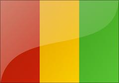 几内亚国旗